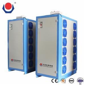 Redresseur de CC galvanoplastie industrielle