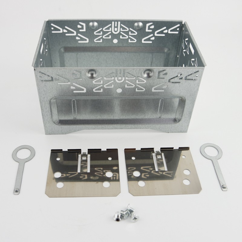 Universal 2 Din Head Unit Cage Fitting Kit