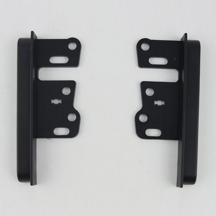 Fascia Plate Double Din Brackets