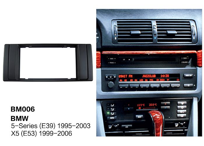 radio fascia kit