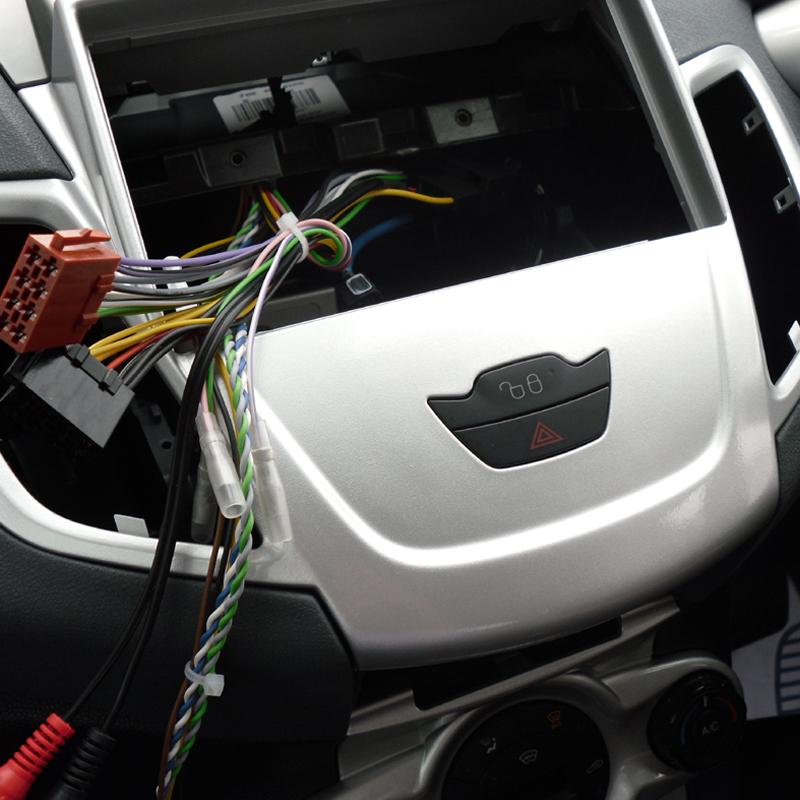 fascia stereo panel