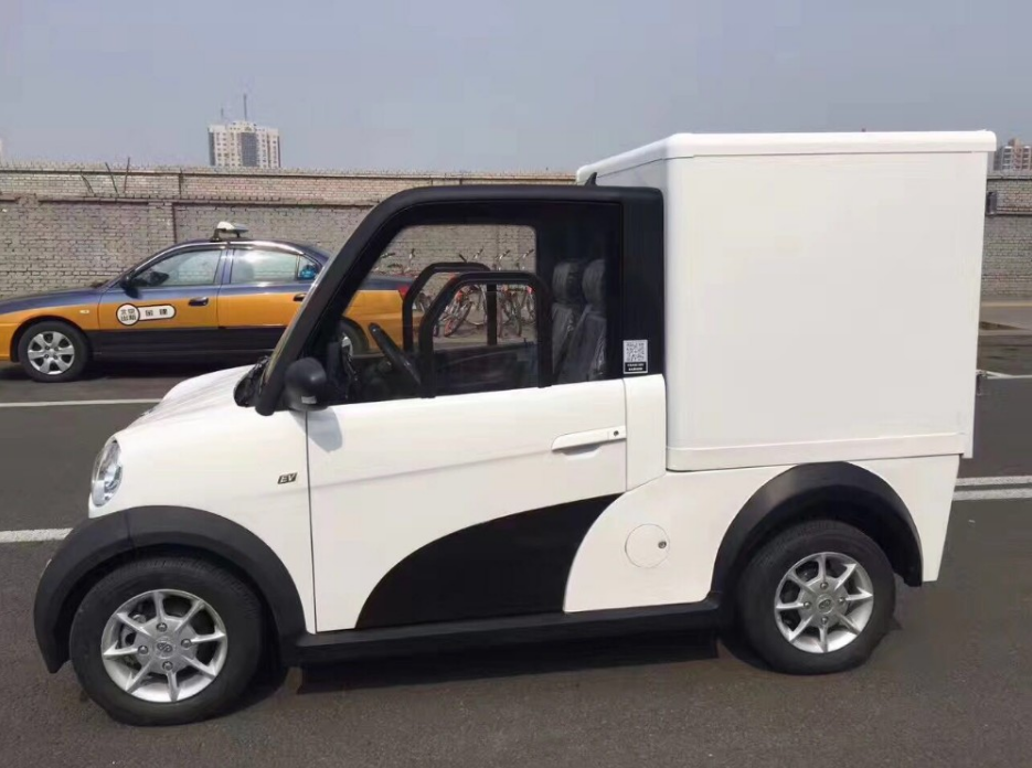 EEC Lithium Battery Electric Pick Up Truck
