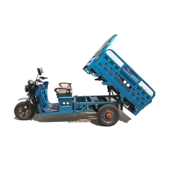 electric cabin 3 wheel vehicles