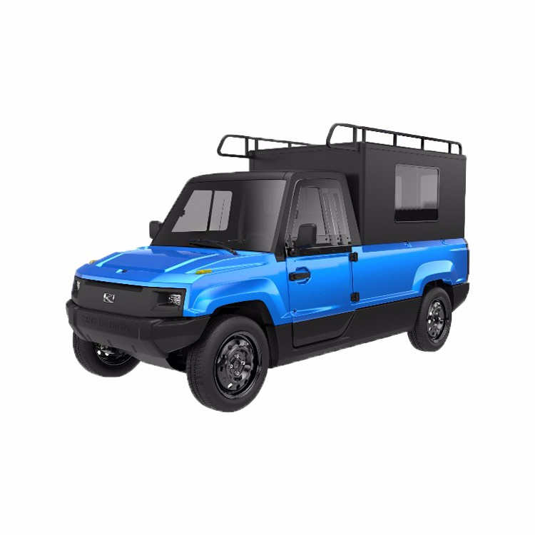 Solar Electric Truck