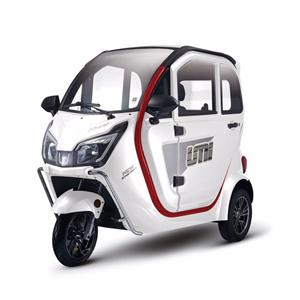 Closed Electric Tricycle