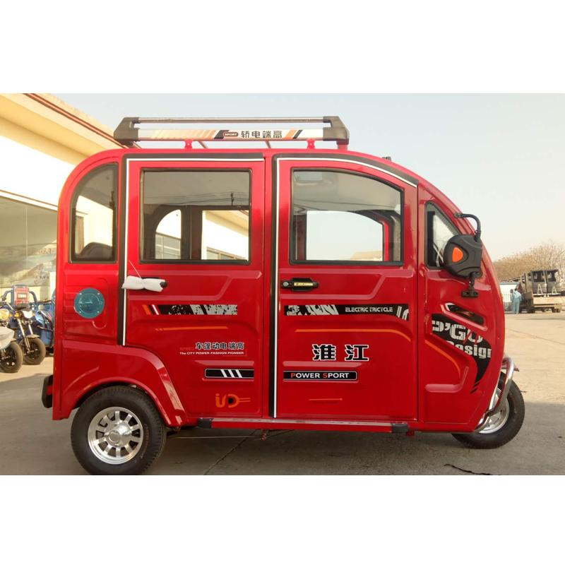 Cargo Electric 3 Wheel Car