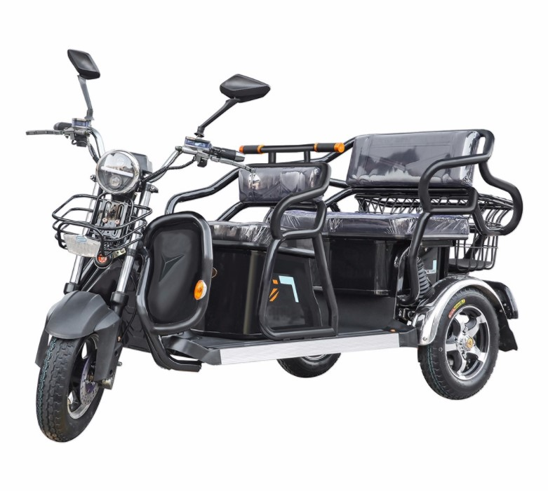 3 wheel electric tricycle