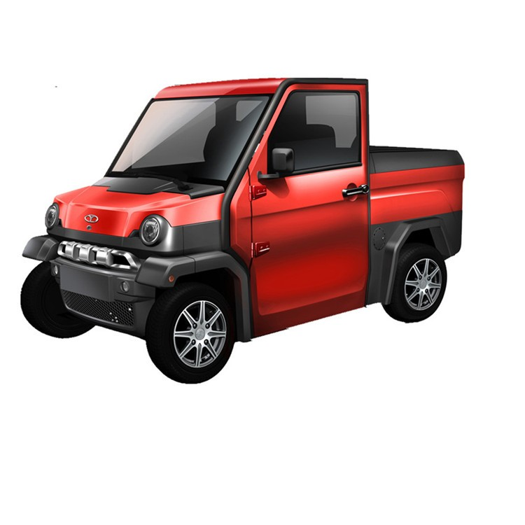 EEC Approved Electric Pickup cargo for goods