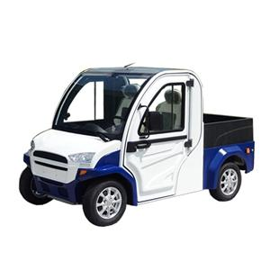 Small electric truck with 1t cargo capacity