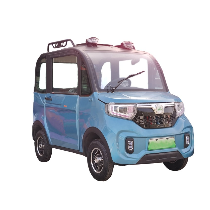 China best four wheel auto electrico cars