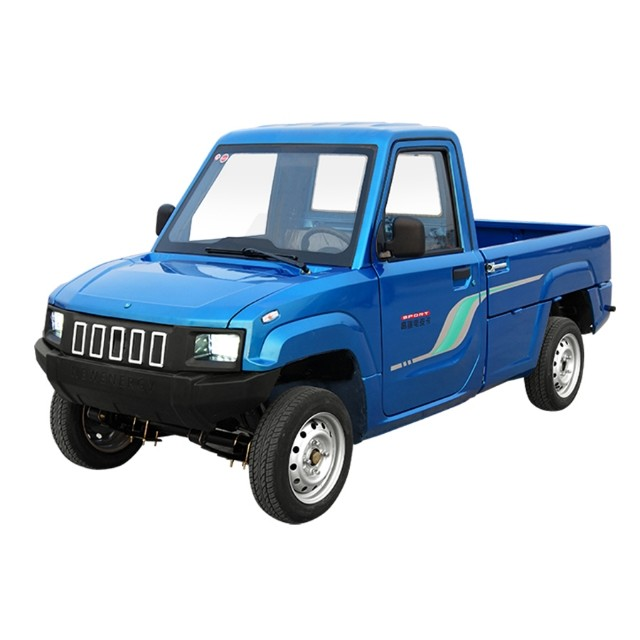 2021 newest camioneta electrica pick up truck for cargo use