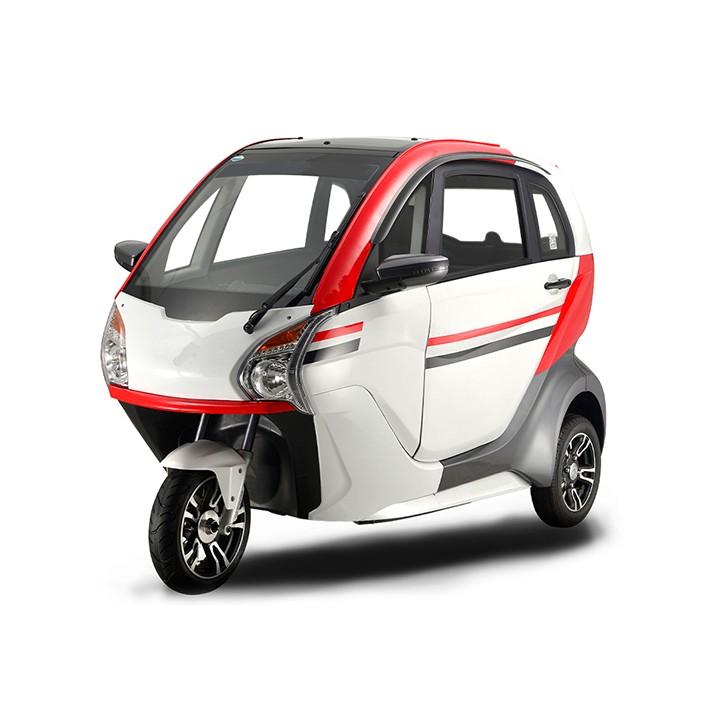New EEC Closed Three Wheel Cars