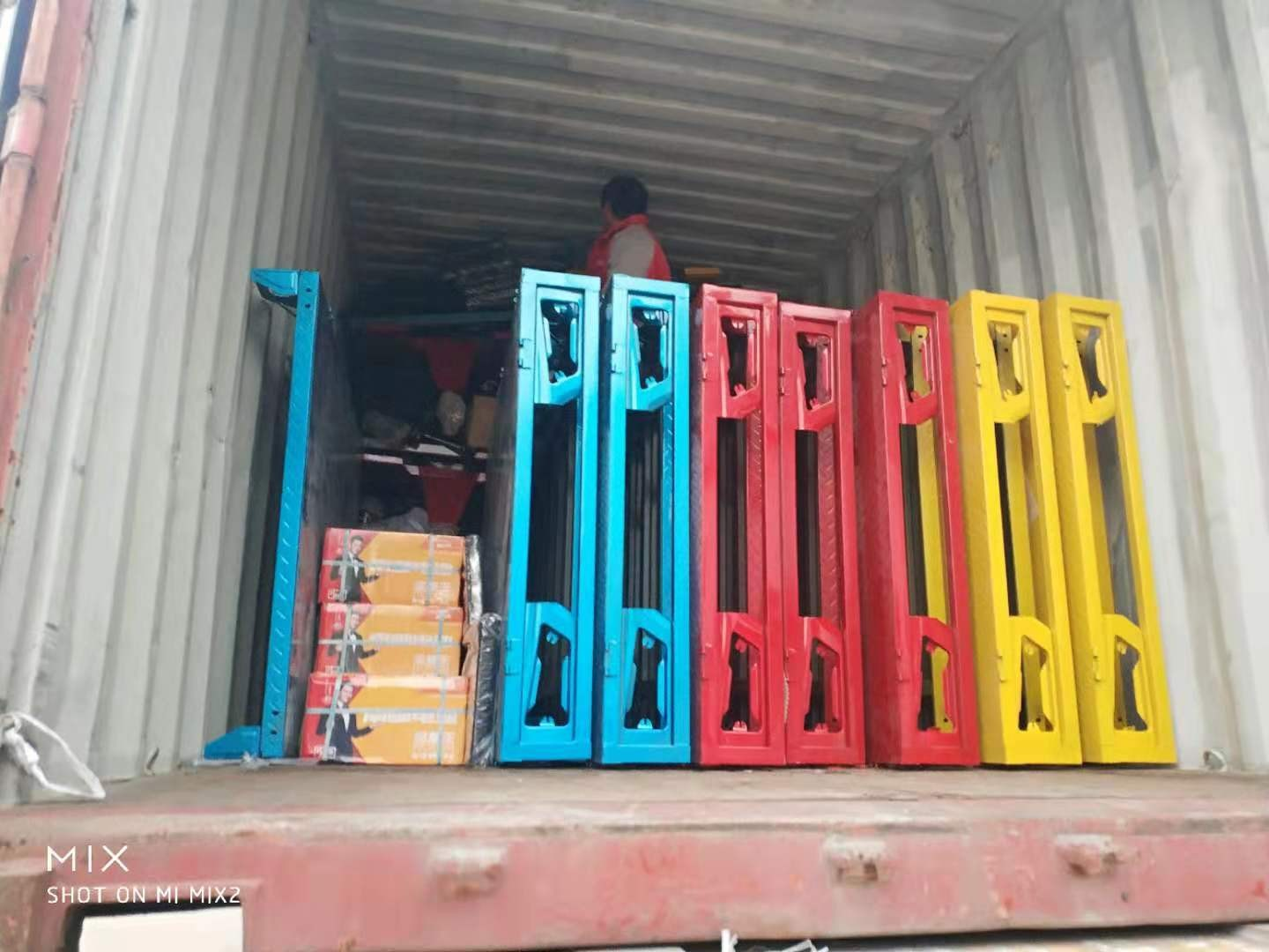 Stainless steel electric cargo tricyle anti-rust