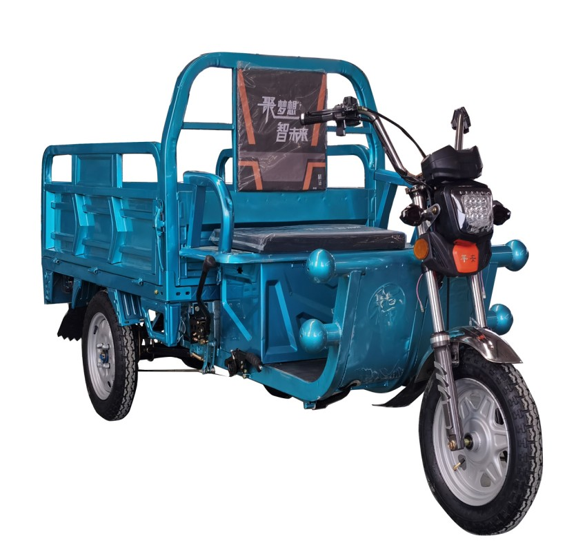 2021 cheapest electric cargo tricycles with strong cabin