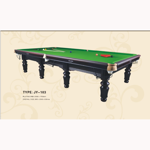 Durable Snooker Table