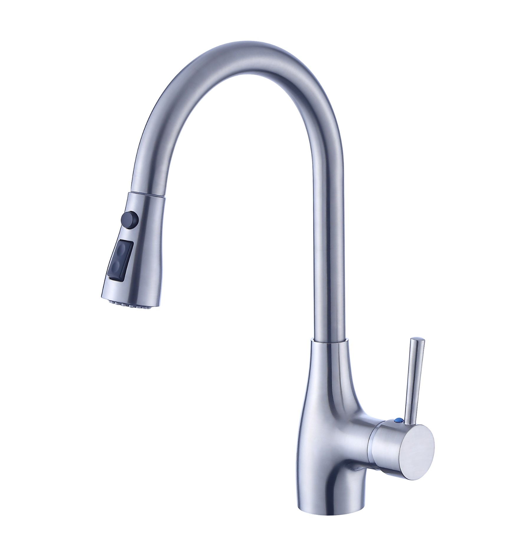 Single Handle Kitchen Sink Faucet With Pull Down Sprayer Manufacturers, Single Handle Kitchen Sink Faucet With Pull Down Sprayer Factory, Supply Single Handle Kitchen Sink Faucet With Pull Down Sprayer