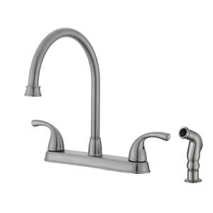 cUPC Kitchen Faucet With Side Sprayer