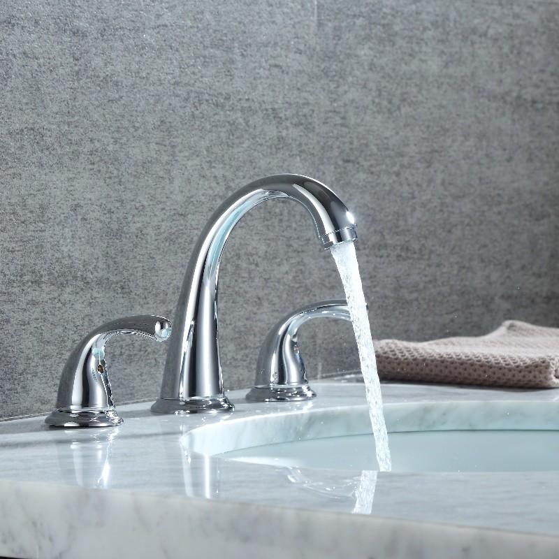 8 inch lavatory faucet