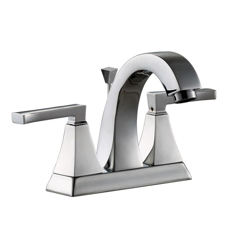 Lead Free 4 Inch Centerset Bathroom Sink Faucet