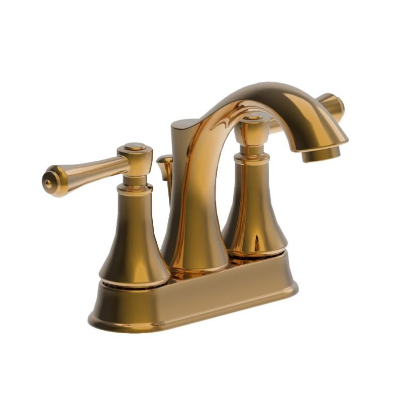 4 Inch Double Handle Lavatory Faucet