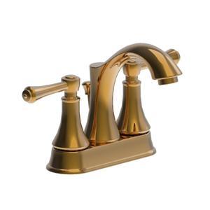 Rubinetto per lavabo da 4 pollici con maniglia doppia
