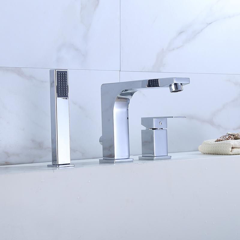 UPC tub faucet