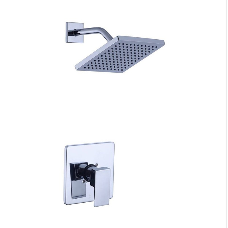 Tub And Shower Faucet Set Manufacturers, Tub And Shower Faucet Set Factory, Supply Tub And Shower Faucet Set
