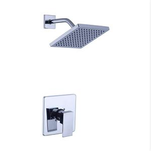 Tub And Shower Faucet Set