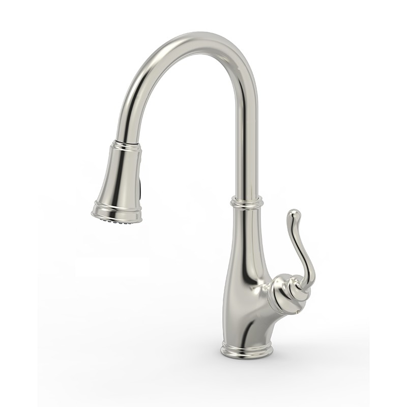 Brushed Nickel Pull Down Kitchen Faucet Manufacturers, Brushed Nickel Pull Down Kitchen Faucet Factory, Supply Brushed Nickel Pull Down Kitchen Faucet
