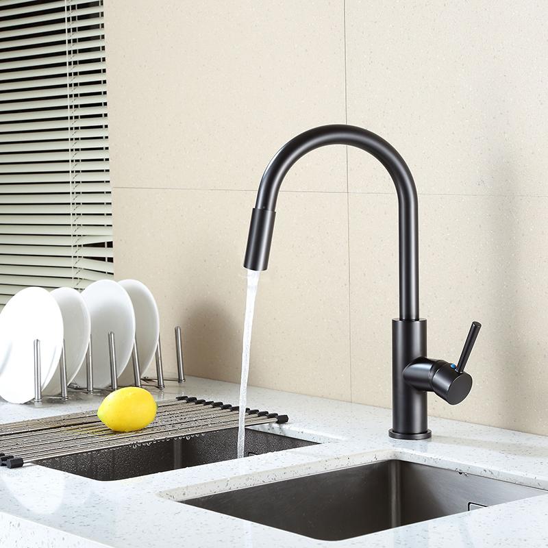 lead-free kitchen faucet