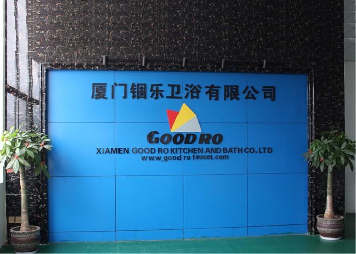 Xiamen GoodRo Kitchen And Bath Co., Ltd- Factory