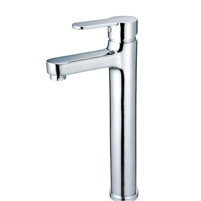 Single Handle Chrome Bathroom Faucet Manufacturers, Single Handle Chrome Bathroom Faucet Factory, Supply Single Handle Chrome Bathroom Faucet