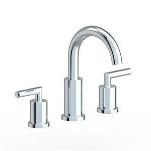 8 Inch Chrome Widespread Lavatory Faucet