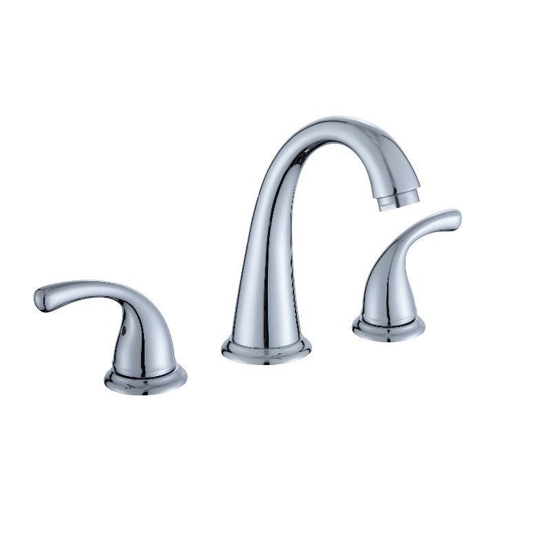 8 Inch Two Handle Bathroom Sink Faucet