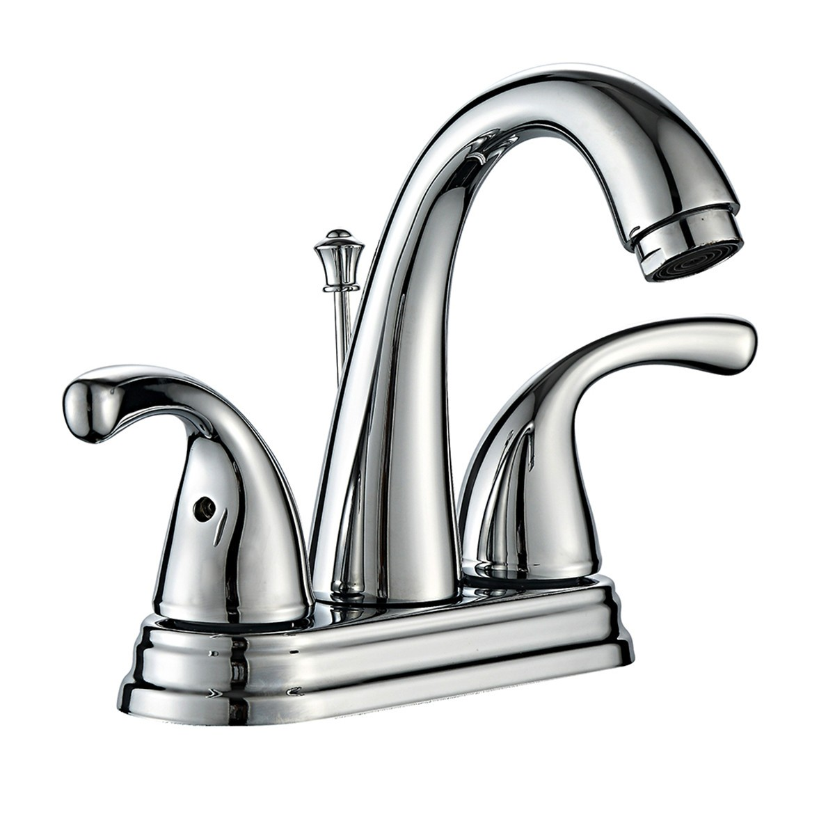 4 Inch Two Handle Centerset Lavatory Faucet