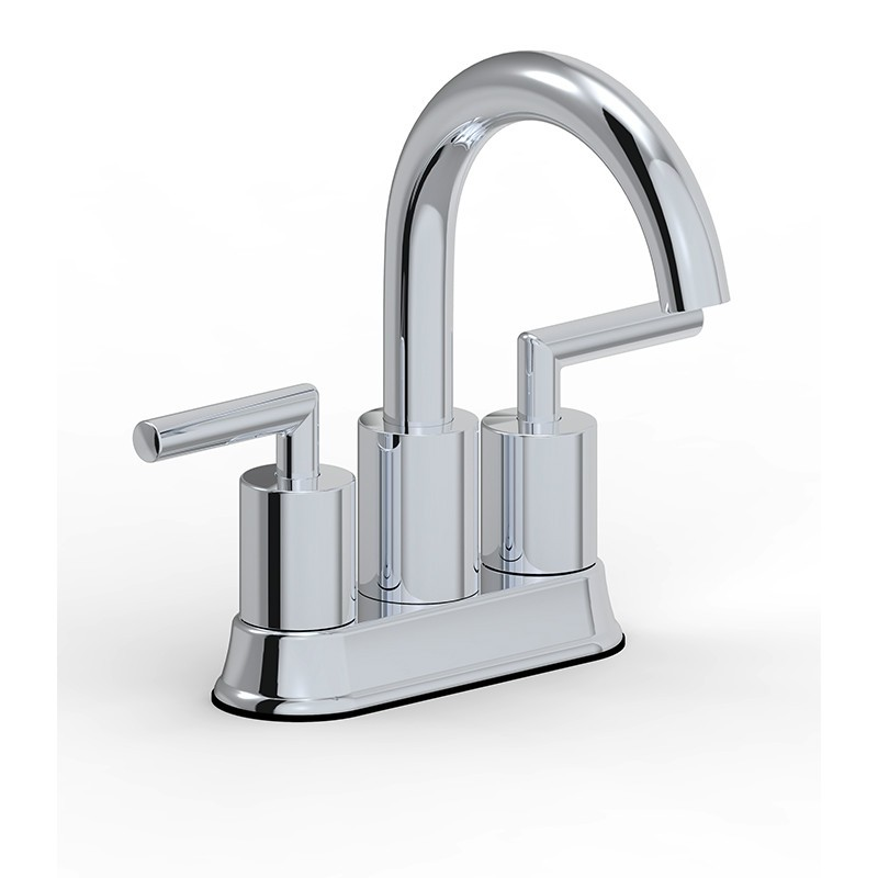 4 Inch Two Handle Bathroom Faucet