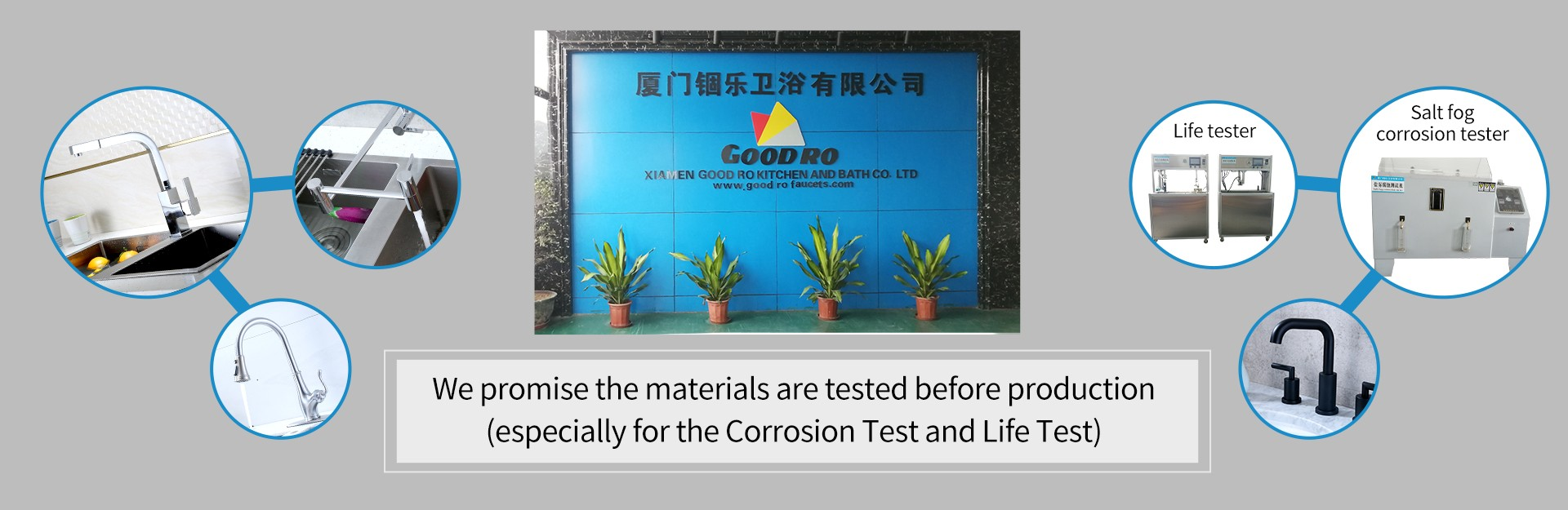 GoodRo Testing Lab