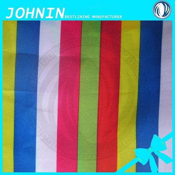 बैनर झंडे के लिए तफ़ता मुद्रण कपड़े