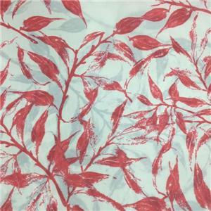 Polyester Taffeta Paper Printing Fashion Designs Fabric