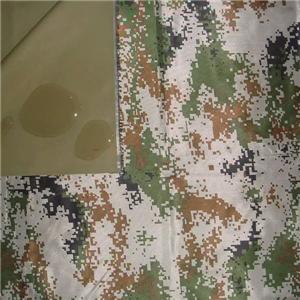 210T Taffeta PVC Coating Fabric For Winter Jacket Clothing Fabric