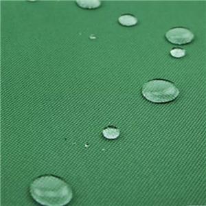 निविड़ अंधकार 210T तफ़ता पीवीसी कोट आउटडोर तम्बू कपड़े