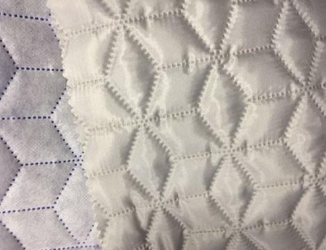 रजाई बना हुआ कपड़ा