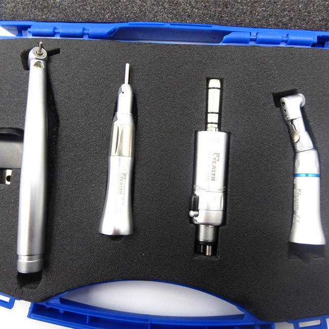 High & Low Speed Student Dental Handpiece Set