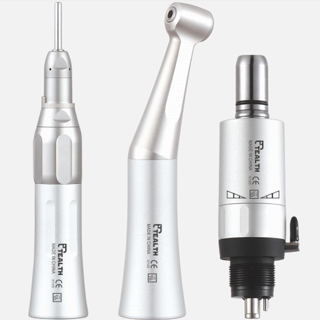Mini External Spray Low Speed Handpiece Set