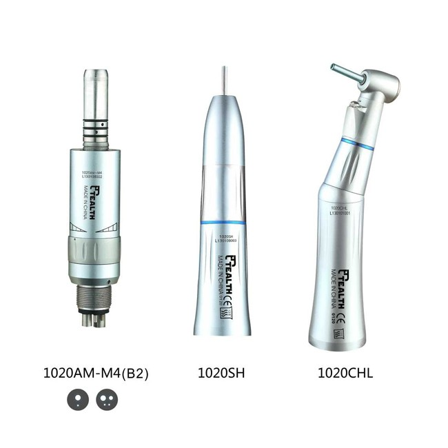 LED Low Speed Internal Spray Dental Handpiece Set