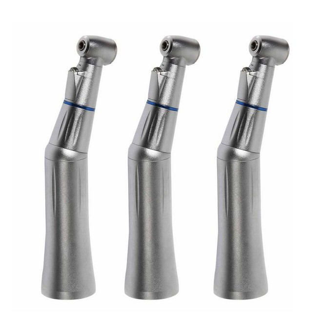 LED Internal Spray Contra Angle Dental Handpiece