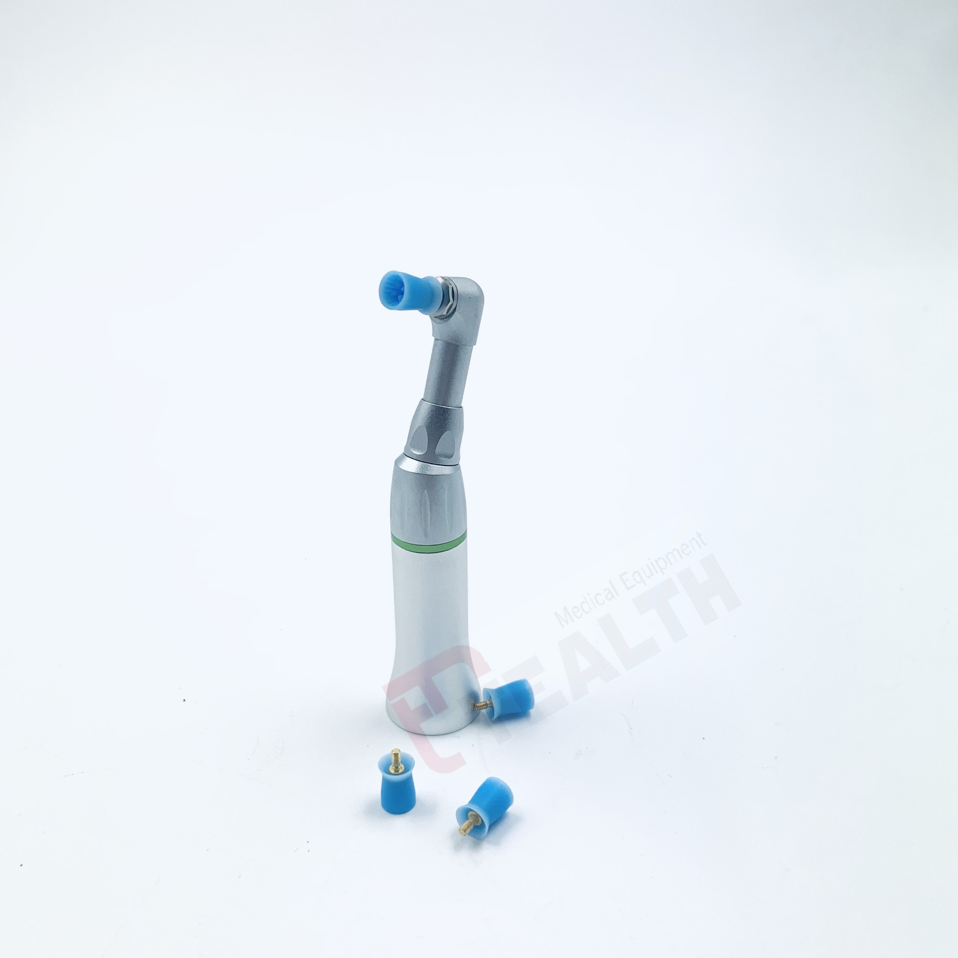 Tealth 4:1 reduction prophy screw type contra angle handpiece