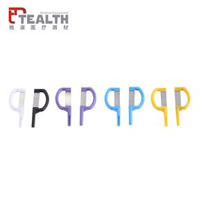 Strisce di plastica per manipolo ortodontico