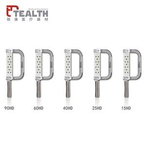 IPR कॉन्ट्रा कोण हैंडल के लिए धातु स्ट्रिप्स