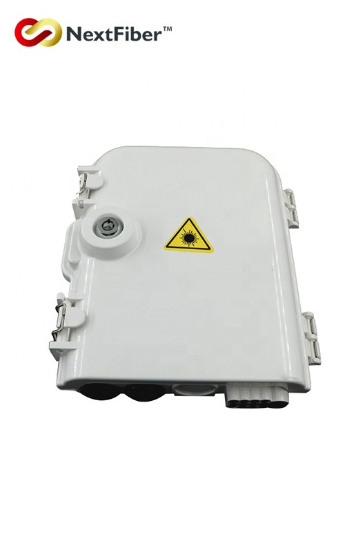 NF02222 FTTH Waterproof Junction Box Optical Terminal Box